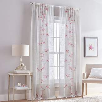 "Michiko Rod Pocket Curtain Panel, 50"" x 84"""