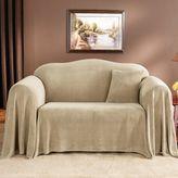 Sure Fit Sure FitTM Plush Sofa Throw Cover