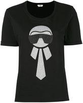 Fendi Karlito T-shirt - women - Cotton - 38