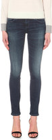 Armani Jeans Lily skinny mid-rise jeans