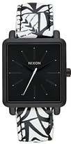Nixon Women's A4722218-00 K Squared Analog Display Japanese Quartz Multi-Color Watch