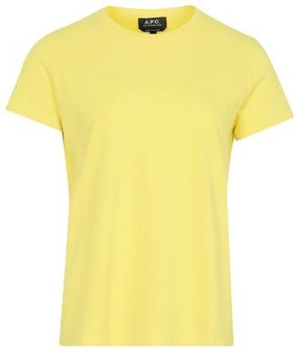 A.P.C. Heather T-shirt