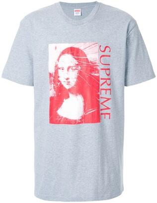Supreme Mona Lisa T-shirt