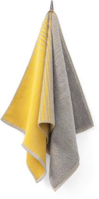 Vij5 - Organic Cotton Two Towel Mustard Yellow - organic cotton