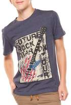 Dex Boy's Future Rock Star Graphic Cotton Tee