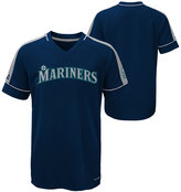 Majestic Boys' Seattle Mariners Lead Hitter T-Shirt