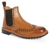 Lotus Men's Gainsborough Wingtip Chelsea Boot