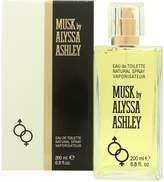 Alyssa Ashley Musk Eau De Toilette 200Ml Vaporizador