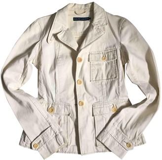 Ralph Lauren White Denim - Jeans Jackets