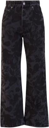 Balenciaga Ankle Cut Jeans