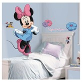 BuySeasons Minnie Mouse Giant Wall Decal