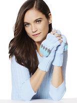 New York & Co. Fair Isle Convertible Glove
