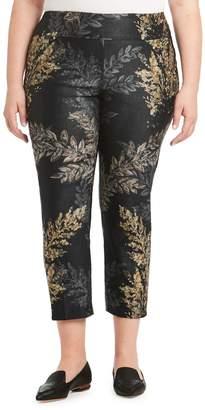 Toni Plus LISETTE L MONTREAL San Pedro Print Ankle Pants