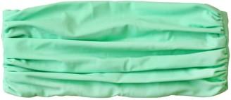 Brunna.Co Maskana Uv50 Waterproof Gaiter Face Mask, In Mint Green