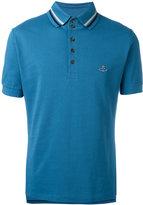 Vivienne Westwood Man - pique Krall polo shirt - men - Cotton - XXL