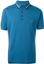 Vivienne Westwood Man pique Krall polo shirt
