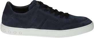 Tod's Tods Logo Flat Sneakers