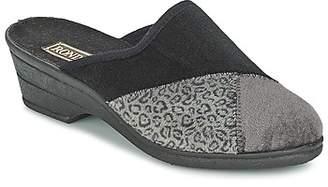 Rondinaud NANS women's Flip flops in Grey