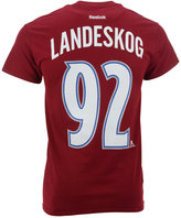 Reebok Men's Short-Sleeve Gabriel Landeskog Colorado Avalanche NHL Player T-Shirt