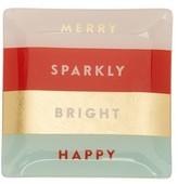 Fringe Studio Merry Sparkly Bright Happy Trinket Tray