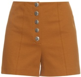 Sonia Rykiel 70s stretch-cotton shorts