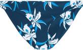 Mikoh Zuma Floral-print Bikini Briefs