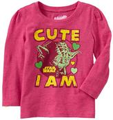 """Star Wars Star Wars™ """"Cute I Am!"""" Tees for Baby"""