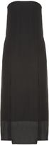 Raquel Allegra Strapless Maxi Dress