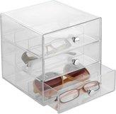InterDesign Drawers - Glasses - Original 3 Drawer - Clear