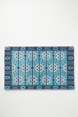 Anthropologie Cryea Bath Mat By in Blue Size 21 X 34