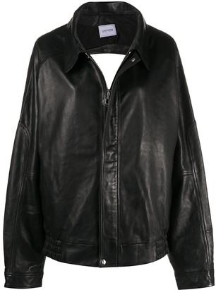 Lourdes Asymmetric Biker Jacket