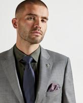 Ted Baker HECTORJ Debonair sharkskin wool suit jacket