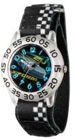 Thumbnail for your product : EWatchFactory Disney Cars 3 Jackson Storm Boys' Clear Plastic Time Teacher Watch