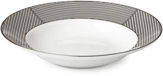 Lenox Brian Gluckstein By Winston Geometric Pasta and Soup Bowl