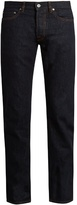 Stone Island Slim-fit Five-pocket Jeans