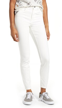 Blank NYC The Great Jones High Waist Ankle Jeans