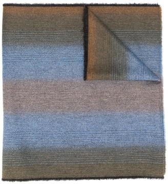 Stephan Schneider Knitted Gradient-Effect Scarf
