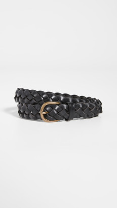 Madewell Braided Leather Belt