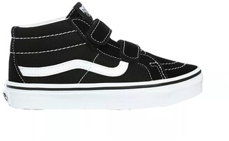 Vans SK8-Mid Reissue V Leather Kids Trainers