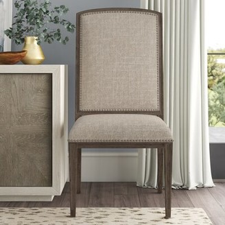 Hooker Furniture Rhapsody Upholstered Side Chair in Beige (Set of 2