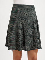 M Missoni Space-Dye Skirt