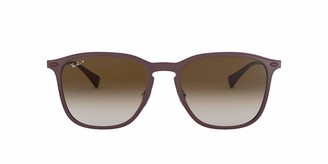 Ray-Ban 0rb8353 Oval Sunglasses