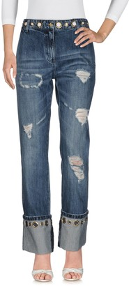 Blumarine Denim pants - Item 42645681KM