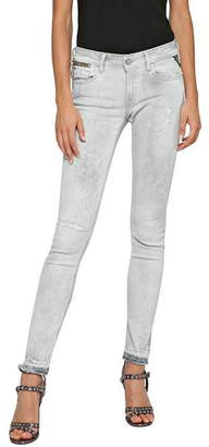 Replay Skinny Fit Luz Jeans