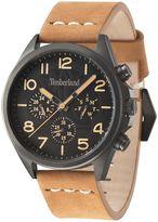 Timberland Gents Barlett Tan Strap Watch
