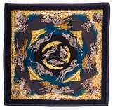 Hermes Guépards Silk Scarf
