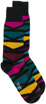 Paul Smith symmetric shape socks