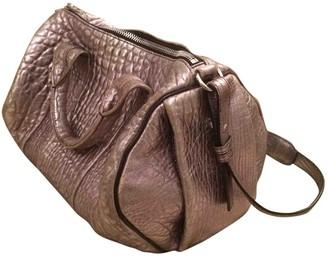 Alexander Wang Rocco Metallic Leather Handbags