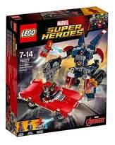 Iron Man LEGO Marvel Detroit Steel Strik
