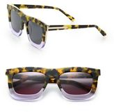 Karen Walker Deep Orchard 55MM Square Sunglasses